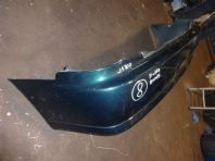 99-05 LEXUS IS200 IS300 REAR BUMPER GREEN COLOR CODE 6Q7 HAVE SCUFFS TEARS